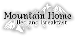Mountain Home Bed and Breakfast Logo